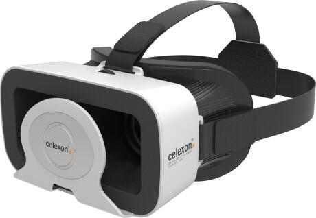 celexon VR Brille Economy - 3D Virtual Reality Brille VRG 1