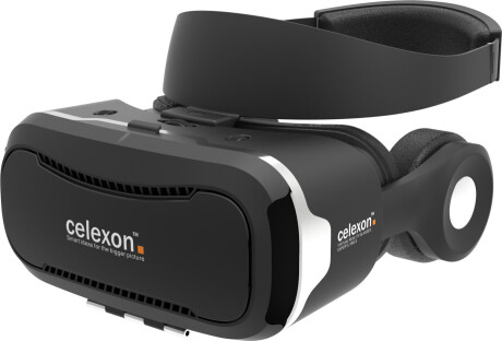 celexon VR Brille Expert - 3D Virtual Reality Brille VRG 3