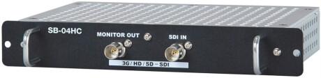 NEC HD-SDI Board 3G für STv2 Slot