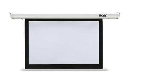 Acer E100-W01MW Elektrische Leinwand
