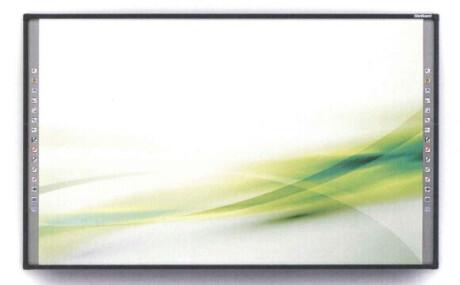 Hitachi Starboard FX-79E2 1x Stift 4x Wandhalterung StarBoard Software
