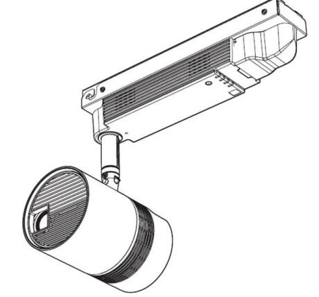 Panasonic Deckenmontage-Kit für ET-JPC100WE, weiss