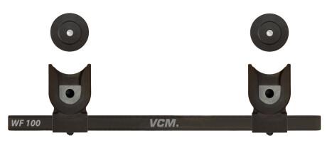 """VCM universelle Wandhalterung """"WF 100"""", starr Schwarz"""