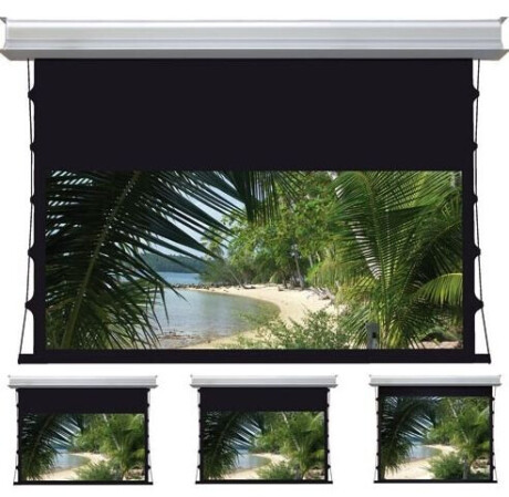WS-S-DE-3-Format 150 Zoll bei 305x171,5 cm Home-Vision BE/BL