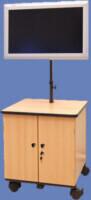 Liesegang LCD-Display-Schrank ST25-C