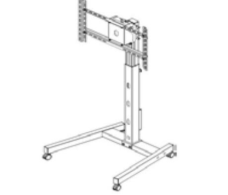 Liesegang Einzel-LCD-Display Ständer ST 70