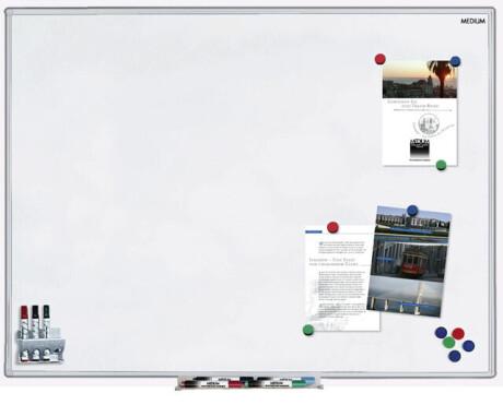 MEDIUM Weißwand-/Projektionstafel 120/200