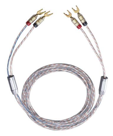 Oehlbach Twin Mix One mit Kabelschuh - 2 x 3,0 m