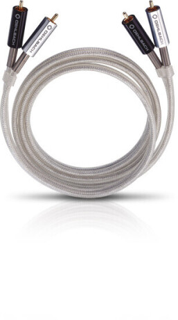 Oehlbach Silver Express NF-Audio-Cinchkabel, 0.50m