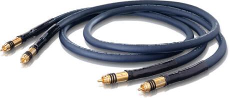 Oehlbach NF-Audio-Cinchkabel, XXL 2x0,50m