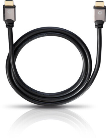 Oehlbach Black Magic HDMI Kabel m. Eth 1,7m