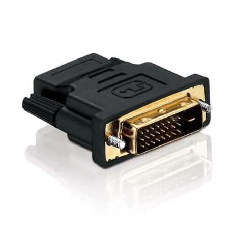 DVI auf HDMI - Adapter DVI-D Stecker auf HDMI Buchse