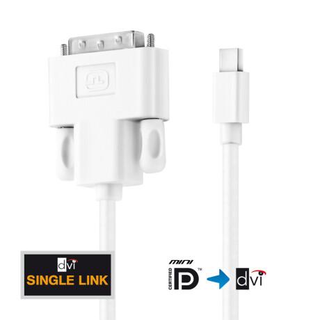 PureLink iSeries IS1300 - Mini DisplayPort / DVI Kabel 1,5m