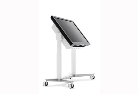 SMS Flatscreenwagen Touch VeriTable weiß