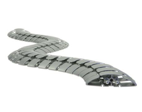 Kindermann Kabelschlange Pro - silber