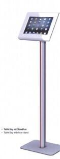 Kindermann Bodenständer für TabletBay - 105 cm