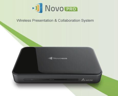 Vivitek NovoPro Wireless Praesentationstool für bis zu 64 Benutzer