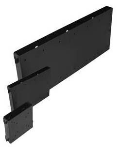 PeTa neigbare Wandhalterung für LCD/Plasma TV nach VESA 600 x 400 mm Standard