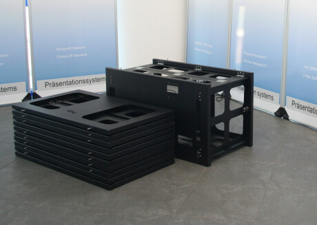 "PeTa Starter Kit Stack Box für 2x2, 46"""