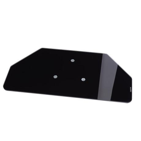 """Hama LCD-/Plasma-TV-Drehteller, Glas, Schwarz, bis 32"""""""