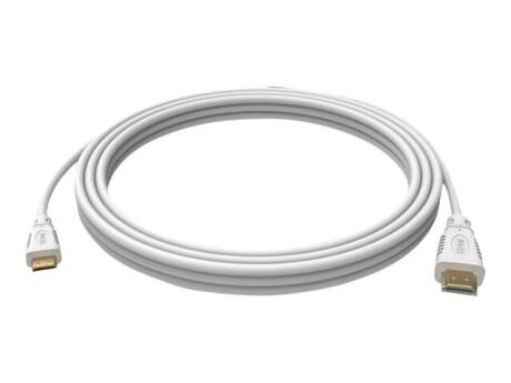 Vision Techconnect HDMI mit Ethernetkabel - 1 m