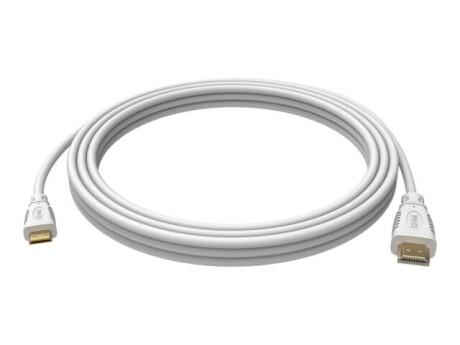 Vision Techconnect HDMI mit Ethernetkabel - 2 m