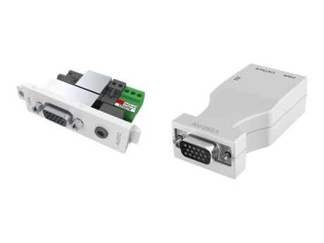 VISION Techconnect 3 VGA-over-CAT6 Module - Erweiterung für Video/Audio