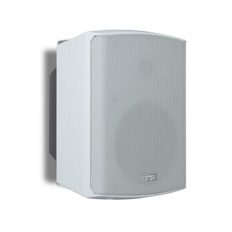 APart SDQ5PIR-W Kompaktes aktives 2-Wege Lautsprecherset - Aktiv -weiß
