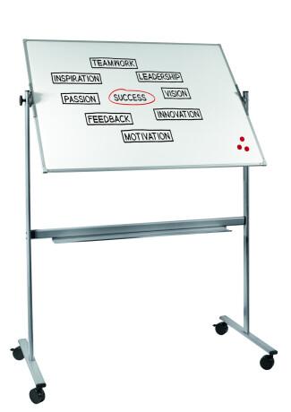Legamaster Stativ-Drehtafel ECONOMY 100x150cm