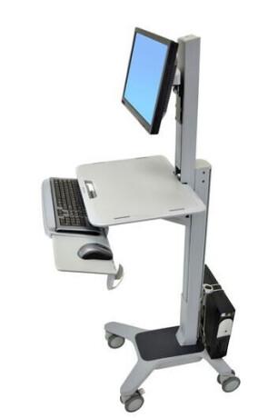 Ergotron WorkFit-C, ein LCD Monitor LD