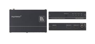 Kramer VM-2Hxl 1 auf 2 Verteilverstärker für HDMI
