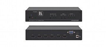 Kramer VM-24HC 2x1:4 Verteilverstärker für HDMI