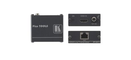Kramer PT-571 HDMI-CAT Sender / Transmitter (1x HDMI auf 1x CAT)