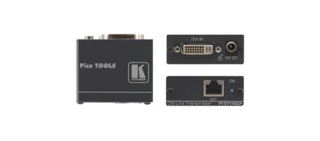 Kramer PT-571HDCP DVI-CAT Sender / Transmitter (1x DVI auf 1x CAT)