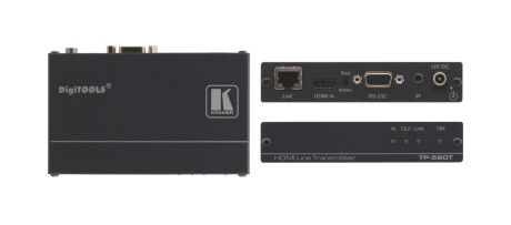 Kramer TP-580T HDMI-HDBaseT Sender / Transmitter (1x HDMI auf 1x HDBaseT)