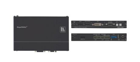 Kramer SID-X3N 4-Eingang Multi-Format-Video über HDMI / Step-In Modul