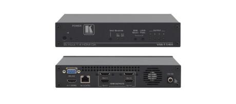 Kramer VM-114H 2x1:4 HDMI/Twisted Pair Switcher & HDMI Verteilverstärker