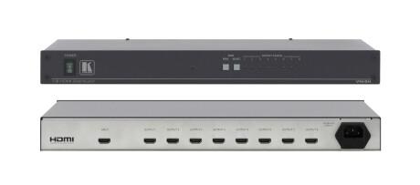 Kramer VM-8H , 1:8 HDMI Verteilverstärker, HDTV Kompatibel und HDCP Konform