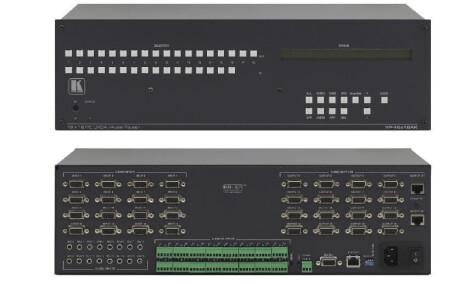 Kramer VP-16x18AK 16x18 Matrixschalter für Computergrafik und unsymmetrisches Stereo-Audio