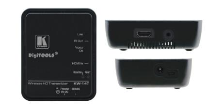 Kramer KW-14 Erweiterbares drahtloses High-Definition HDMI-Übertragungssystem