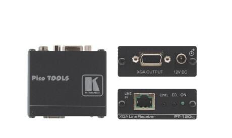 Kramer PT-120xl Twisted Pair Empfänger für Computergrafikvideo