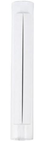 Chief CPAE150W, Verlängerungsrohr, Pin-Connect, 150cm, weiss