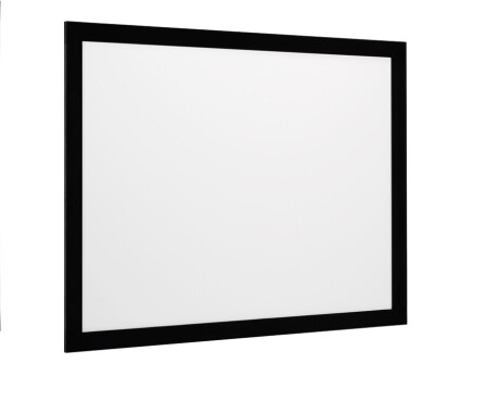euroscreen Rahmenleinwand Frame Vision mit React 3.0 270 x 126,5 cm 2.35:1 Format