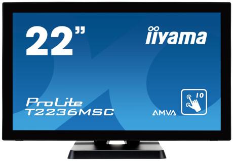 "iiyama ProLite T2236MSC-B2 21,5"" Monitor"