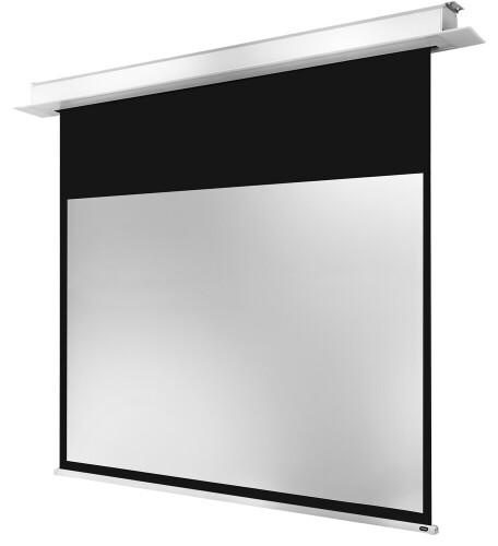 Écran encastrable au plafond motorisé celexon PRO Plus 180 x 135