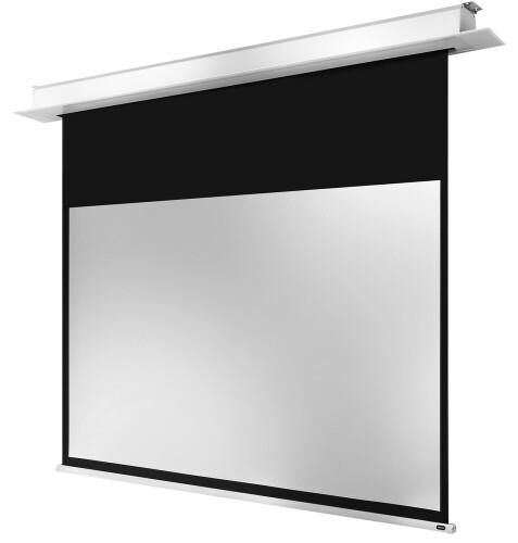 Écran encastrable au plafond motorisé celexon PRO Plus 280 x 158