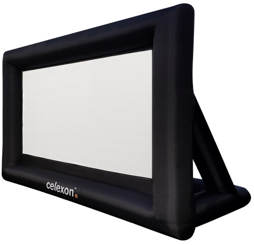 celexon inflatable outdoor screen INF200
