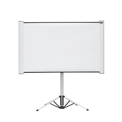 """Ecran de projection sur pied celexon Mobil Expert double format 4:3/16:10 - 172 x 108 cm 80"""""""