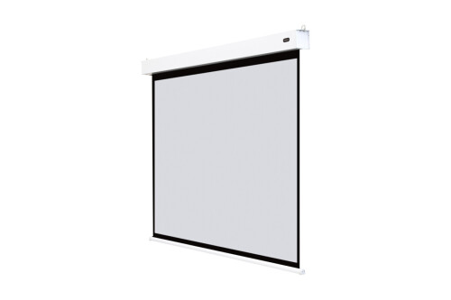 Ecran de projection celexon motorisé PRO PLUS sur batterie 280 x 158 cm - 4K MWHT