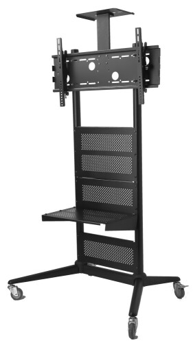 celexon Economy height adjustable display trolley Adjust-3270M